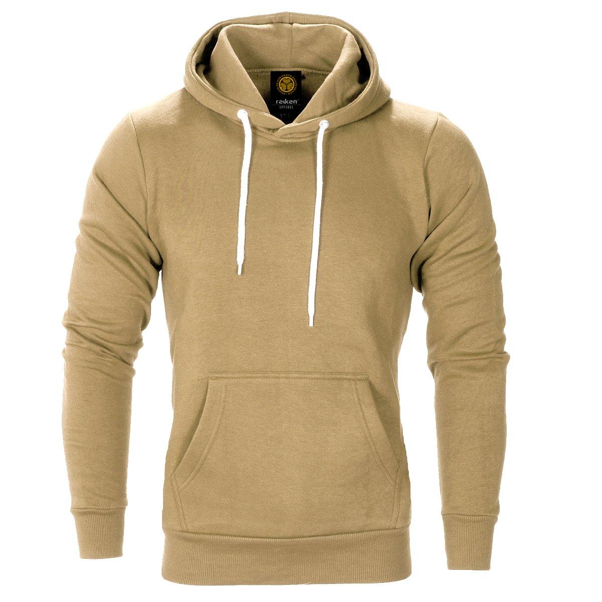 Raiken® Apparel Flex Fleece Pullover Hoody