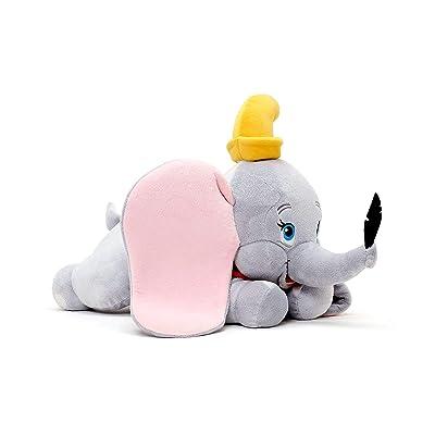 Disney Official Flying Dumbo Soft Plush: Toys & Games