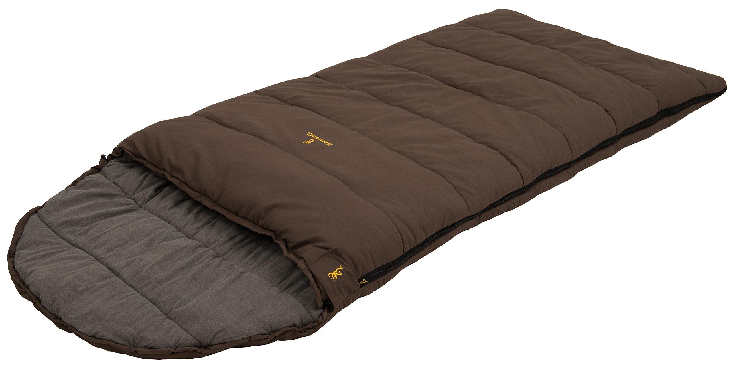 Browning Camping Klondike -30 Degree Sleeping Bag by Browning Camping (Image #1)