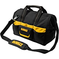 Custom Leathercraft Dewalt DG5543 16-Inch Tradesman's Tool Bag
