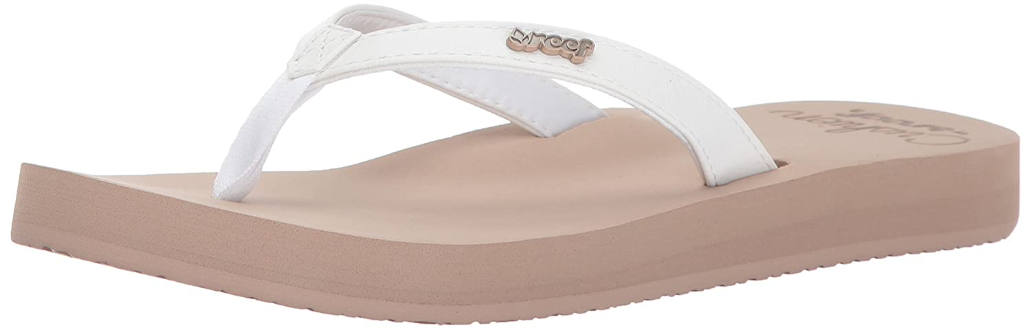 49b28dd465b65a Reef Women s Cushion Luna Flip Flop  Amazon.co.uk  Shoes   Bags