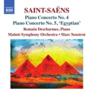 Concerto pour Piano n°4/Concerto pour Piano n°5 34;L'Egyptien34;
