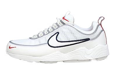 pretty nice 2b2d1 6db10 Nike Basket Air Zoom Spiridon Se Aq4127-100 Blanc - Taille 44 - Couleur  Blanc