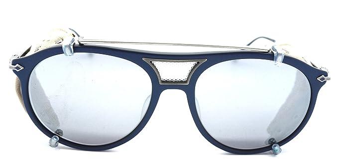 Amazon.com: Matsuda M2031 Azul Marino mate Limited Edition ...