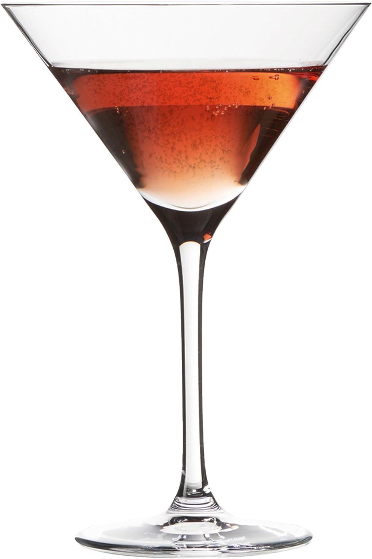 Leonardo 6x 270ml Daily Martiniglas 063320 Martini Cocktailglas Cocktailschale