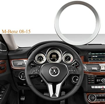 2* Inner Wiper Lever and Shift Lever Cover Trim for Mercedes-Benz GLS 2016 2017
