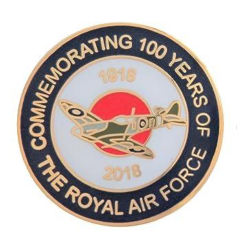 BEST OF BRITISH RAF SPITFIRE BATTLE OF BRITAIN PIN BADGE