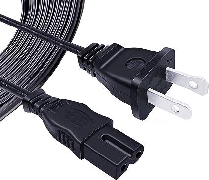 Saireed - Cable de alimentación de Repuesto para NEC VT695 VT37 ...