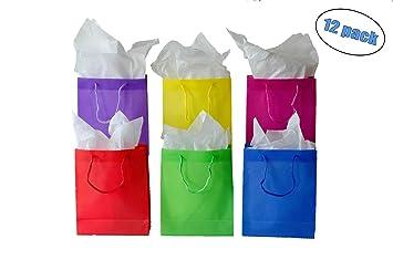 Amazon.com: Bolsas de regalo para cualquier ocasión, bolsas ...