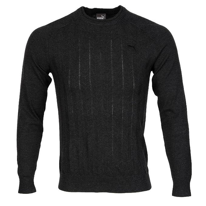 Puma Golf Sport Lux Crew Neck Sweater Pullunder Pullover