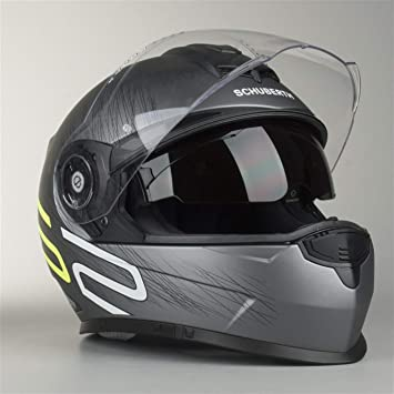 Schuberth S2 Sport drag Yellow – Sport Touren Moto Casco