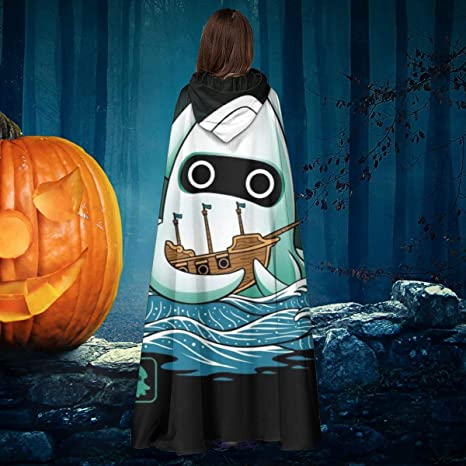 NULLYTG Blooper Kaiju Calamar Gigante Unisex de Navidad, Halloween ...
