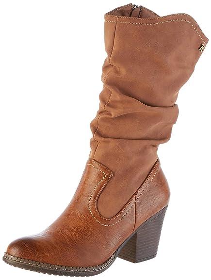 REFRESH 69303, Botas Slouch para Mujer: Amazon.es: Zapatos y