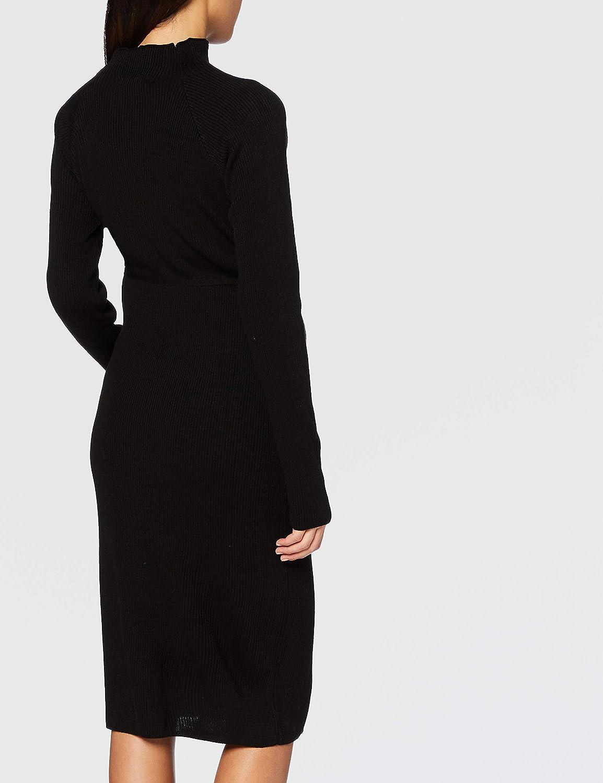 Supermom Damen Dress Ls Knit Kleid