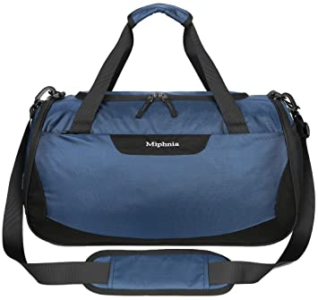 6c6c4d8ac0fd Miphnia Sports Gym Bag 20 quot  Travel Duffel Bag with Shoes Compartment  for Women and Men