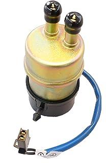Twowinds - Bomba de combustible eléctrica para moto CBR600F VT600C NT650 VT750C VFR750F CBR900RR