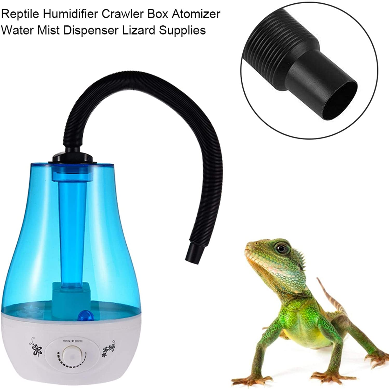 The 9 Best Reptile Foggers, Reptile Humidifiers of 2020