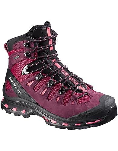 92f47565 Salomon Women's Quest 4D 2 GTX Hiking Shoes - 379435 (Lotus - 5.5 ...