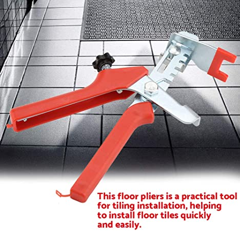 Pince /à plancher /à main outil dinstallation de carrelage pinces de nivellement de carreaux localisateur de carreaux syst/ème de nivellement fournitures