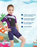 Wetsuit Kids Neoprene Wet Suit Thermal Swimsuit