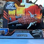 Jurassic World salvaje huelga Sauropelta