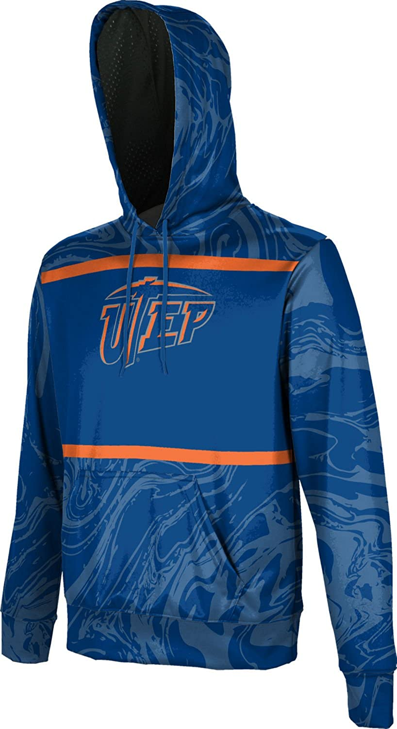 ProSphere The University of Texas at El Paso Boys Pullover Hoodie Ripple