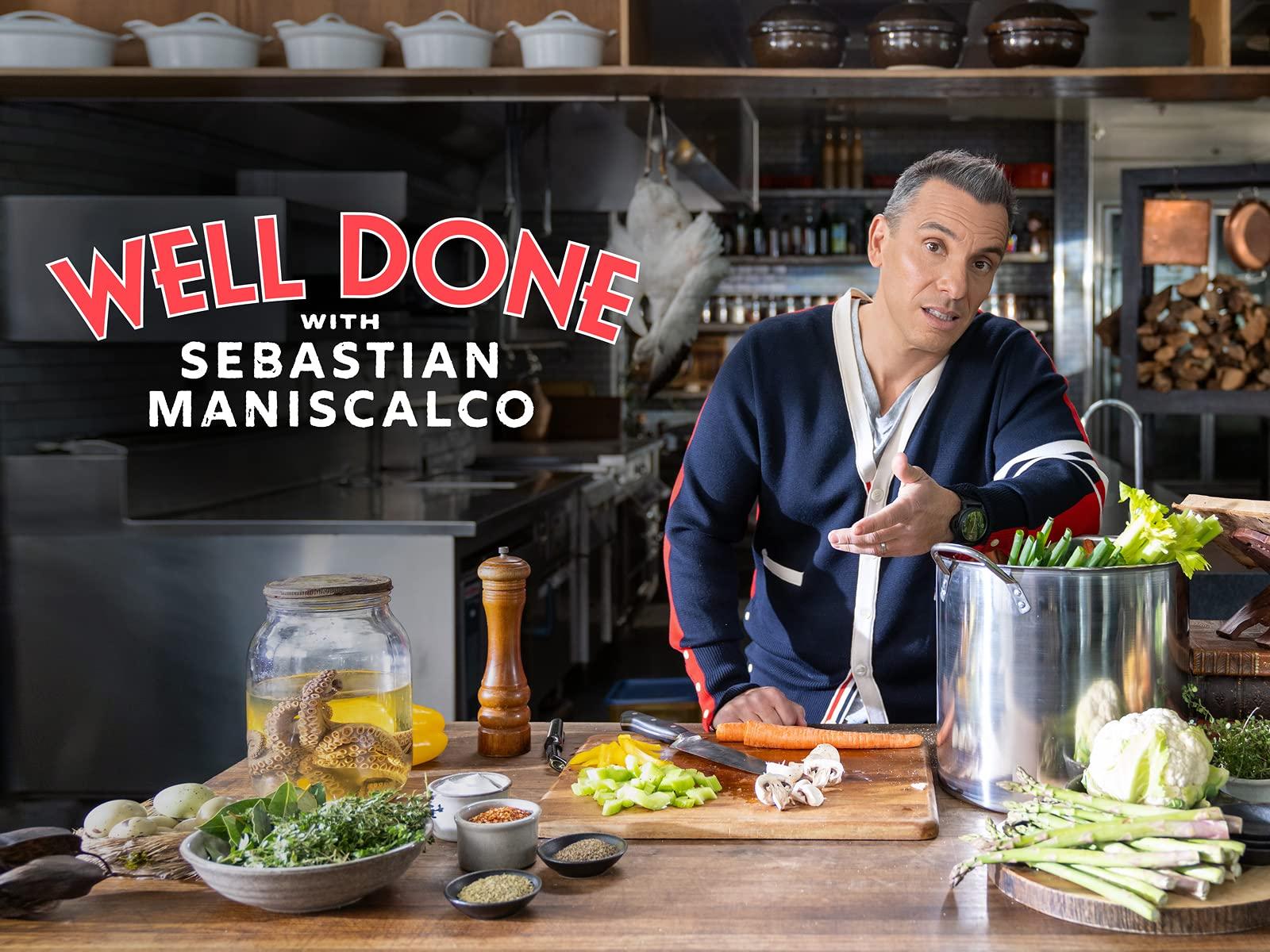 Watch Well Done with Sebastian Maniscalco - Season 8 Prime Video