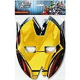 Avengers Party Masks, 8ct