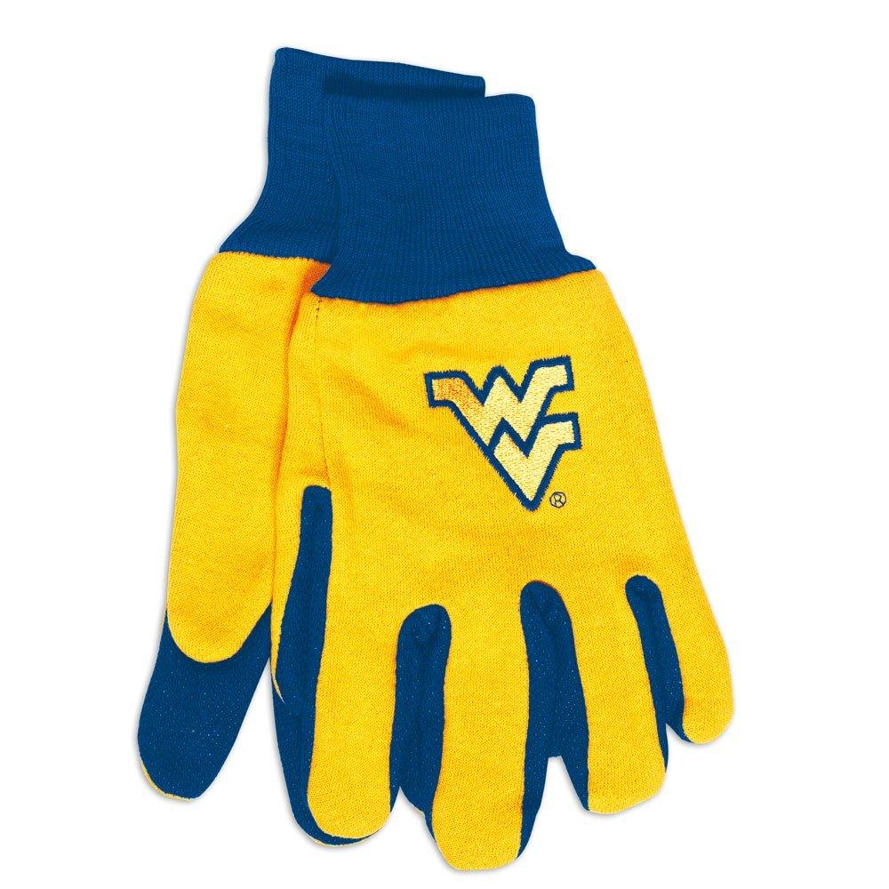 West Virginiaユニセックス作業手袋 B004J990MC