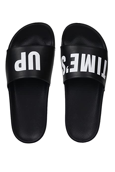 020fca0e8 Do Bhai Stylish Timesup Rubber Flip Flops For Women  Buy Online at Low  Prices in India - Amazon.in
