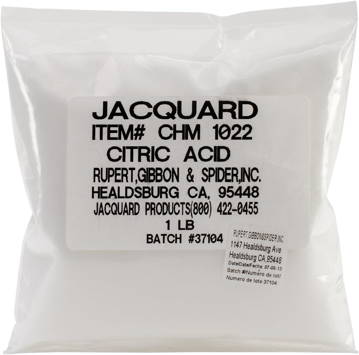 Jacquard Products Citric Acid, 1-Pound