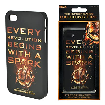 Neca The Hunger Games Catching Fire Every Revolution Iphone 4 Cover