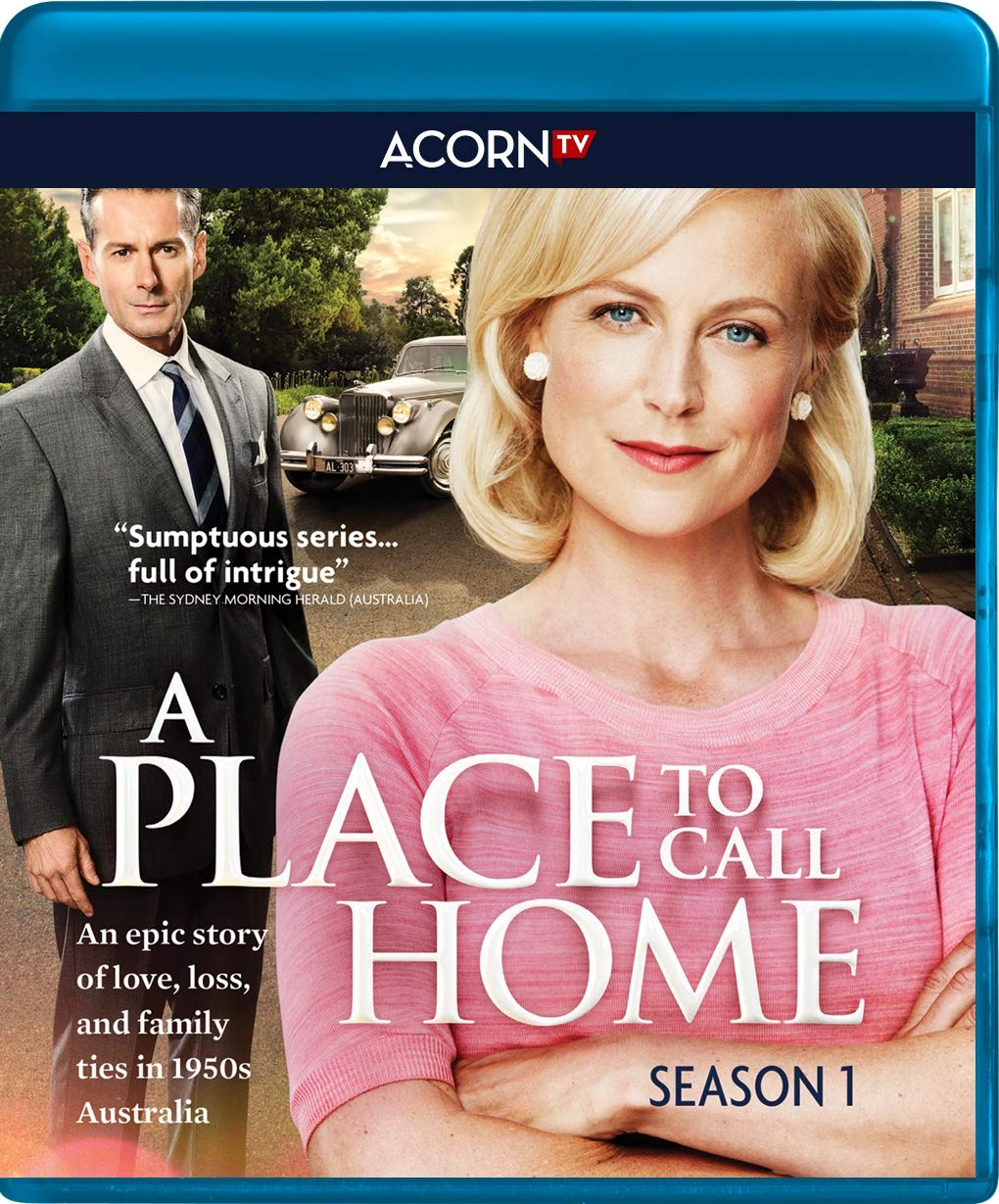 Place to Call Home, A: Series 1 [Blu-ray]