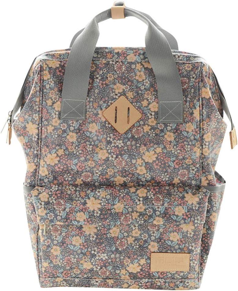 Caerling Baby Wickelrucksack multifunktionale wasserdichte Wickeltasche mit abziehbarer und Warmer Tasche Lieblich Babytasche f/ür Reise und Schule