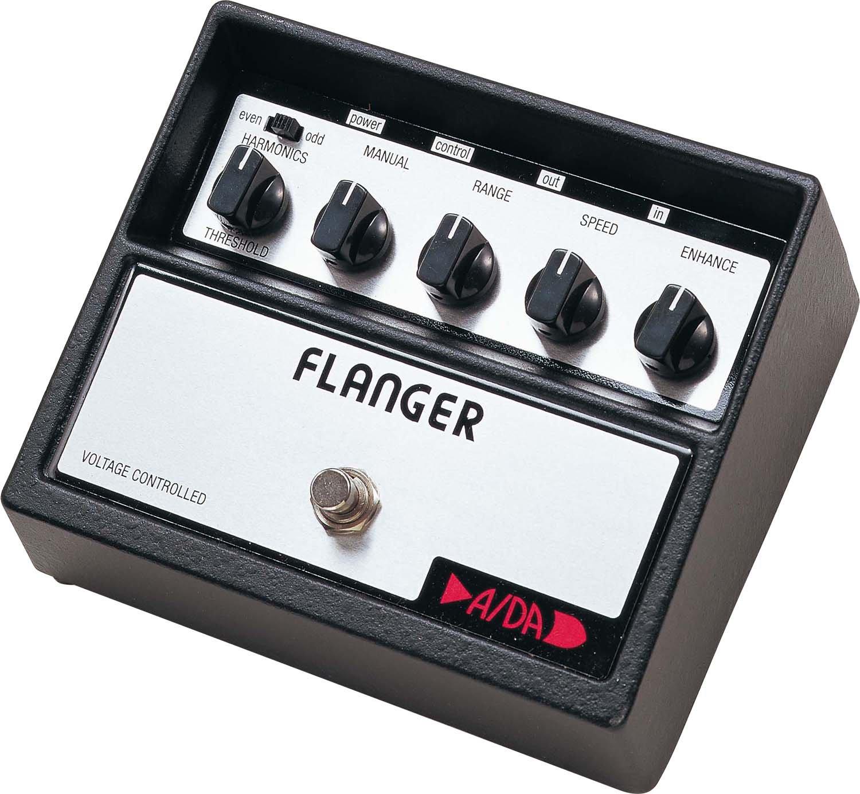 ada reissue flanger guitar effects pedal musical