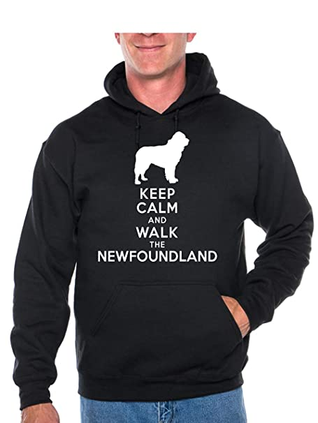 Paw Print Logo Hooded Sweatshirt S-XXL # Black Hoody