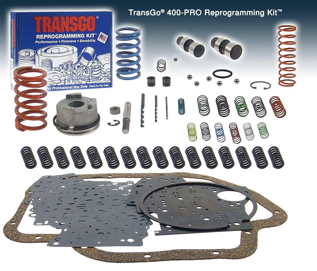 Transgo 400PRO Reprogramming Kit, Pro Race Kit