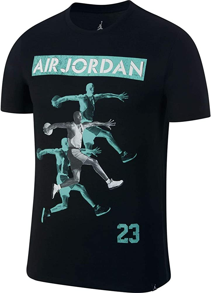 Nike Air Jordan DRI FIT Camiseta Hombre - algodón Talla: XL: Amazon.es: Ropa y accesorios