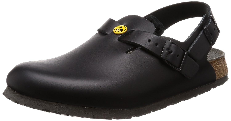 Birkenstock - Botas de cuero para niña Gre 36 Negro