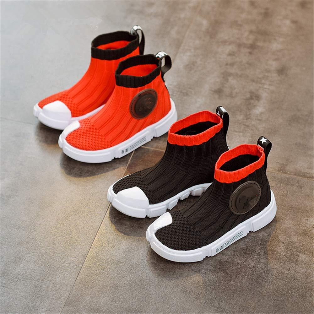 Kids Walking Shoes Running Socks Shoes Fashion Mesh Sneakers Air Cushion