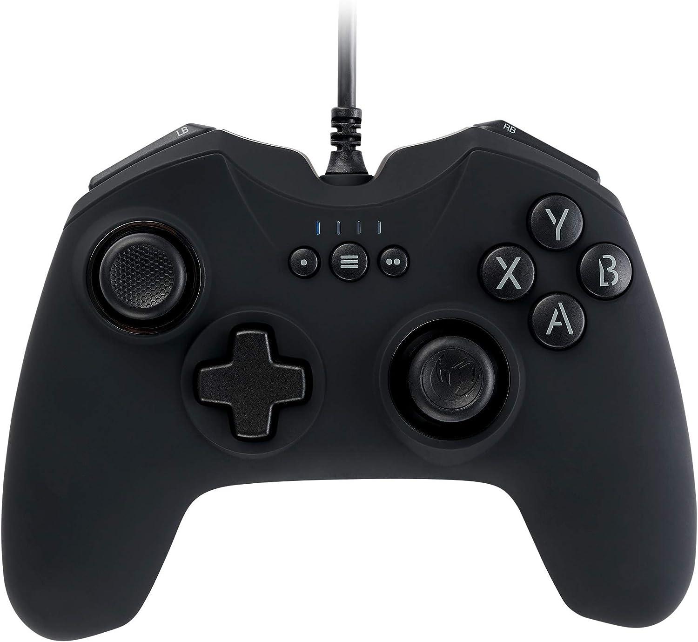 Nacon GC-100XF - Controlador de juegos, color negro