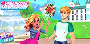 High School Love Story by Dress Up Games