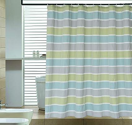 Ameritex Ruffle Shower Curtain Fabric