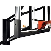 Goalrilla - Acolchado Universal para Tablero de Baloncesto de Estilo Profesional Que se Adapta a Todos los Sistemas de Baloncesto de 54 Pulgadas, 60 Pulgadas y 72 Pulgadas