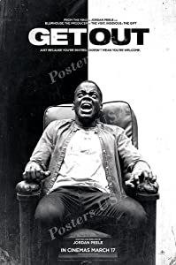 """PremiumPrints - Get Out Movie Poster Glossy Finish Made in USA - MOV651 (24"""" x 36"""" (61cm x 91.5cm))"""