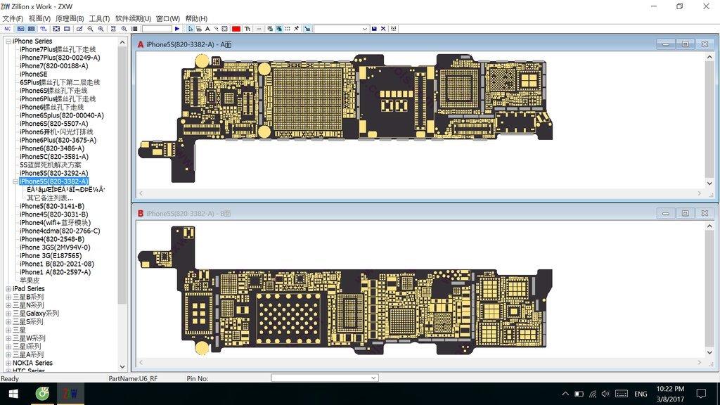 FFS ZXW Dongle - Software de reparación y diagnóstico de teléfono: Amazon.es: Electrónica