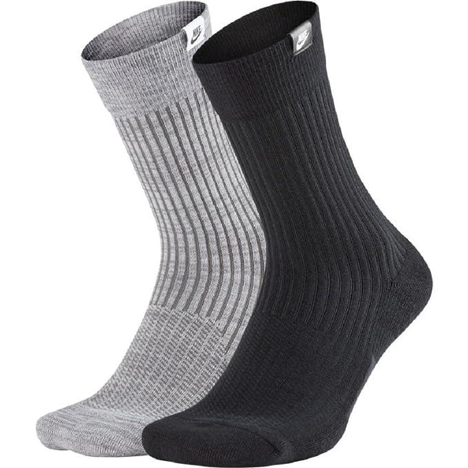 Nike - Calcetines cortos - para hombre multicolor 42-46