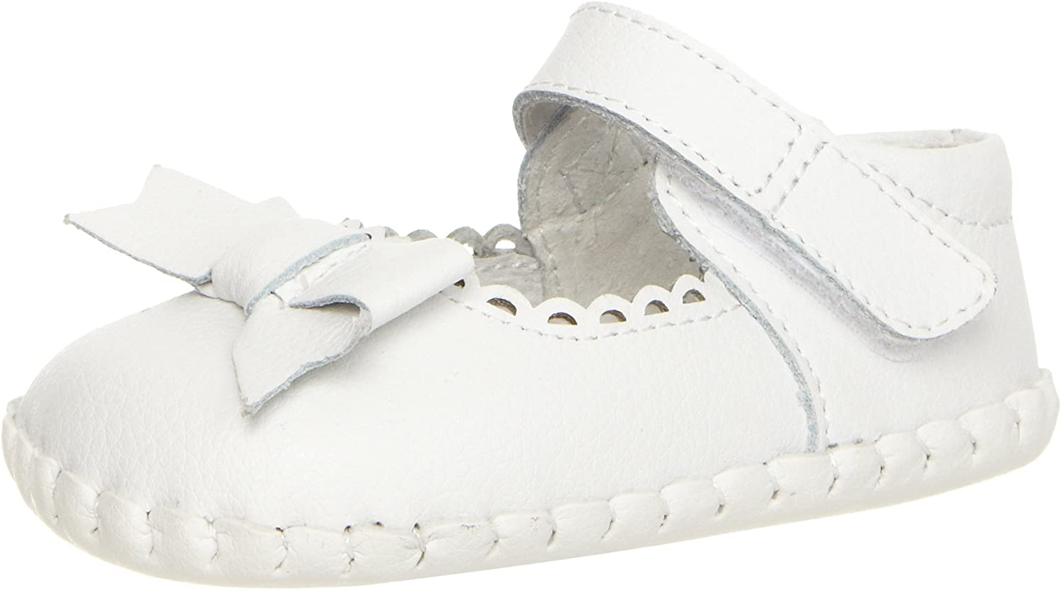 pediped Betty, Ballerines bébé Fille, (Blanc), 17 EU: Amazon