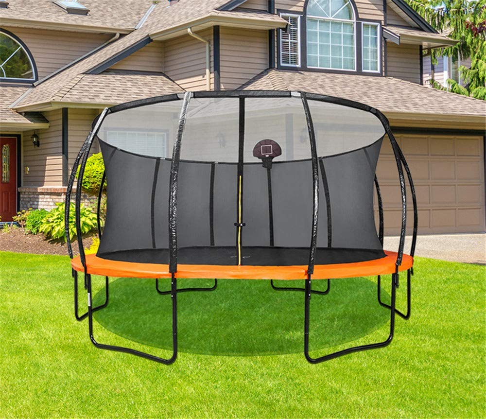 camas elasticas para el jardin
