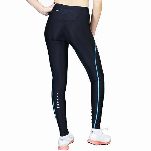 acd71a2a6c1deb SMILODOX Leggings Damen Sport Fitness Gym Freizeit Yoga Training Stretch  Tight